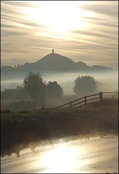 Glastonbury, Tor, Stonehenge