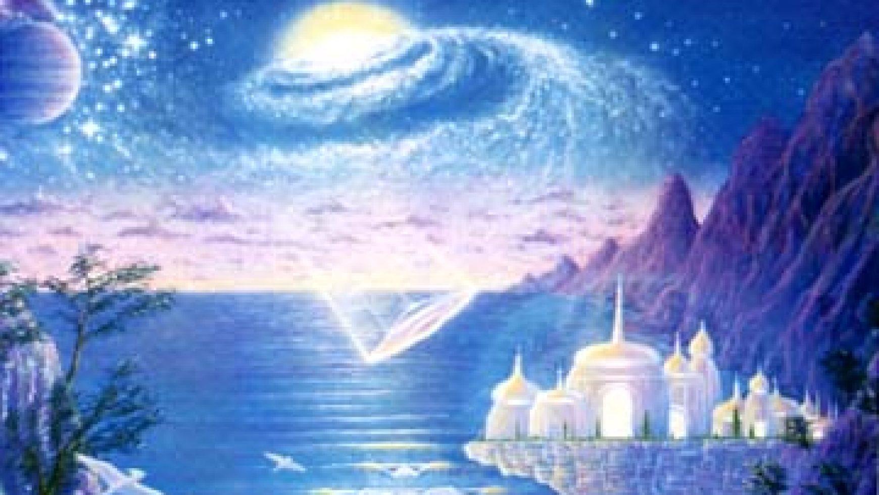 De Witte Tempel 13 | Het Kristallen Voertuig