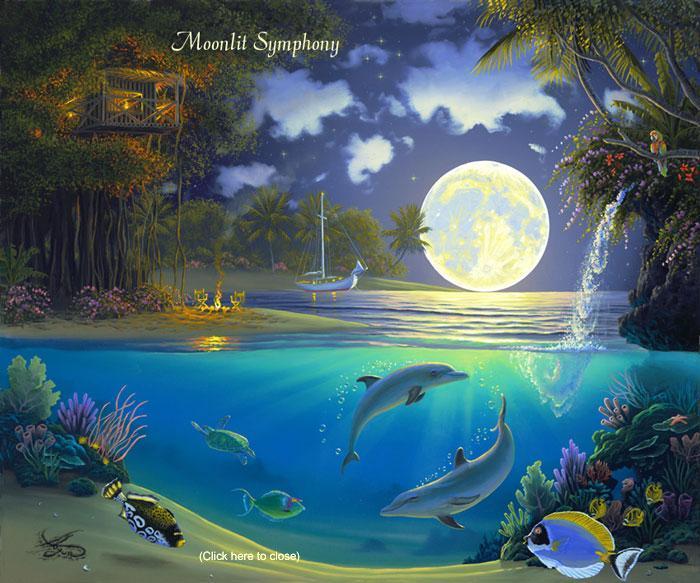 De Witte Tempel 25  Reactivatie van De Dolfijnentempels