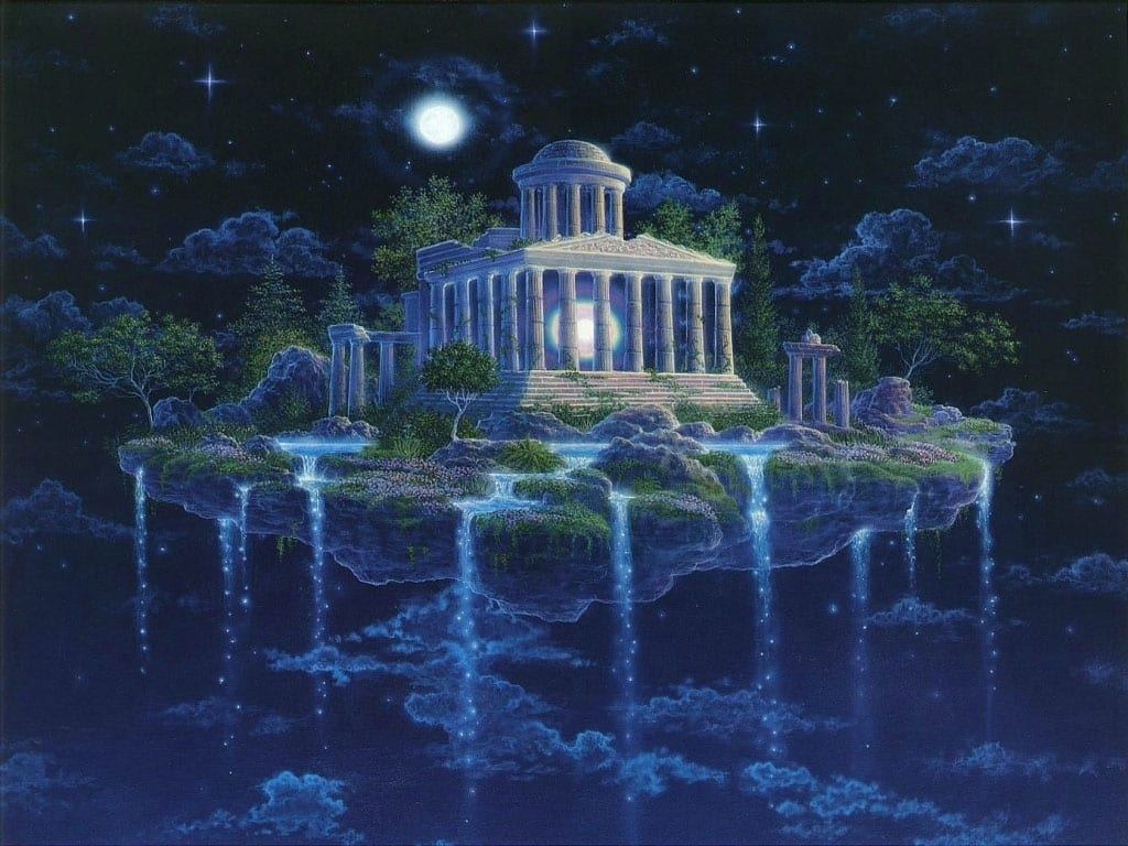 De Witte Tempel 3 | Tempel van Heling