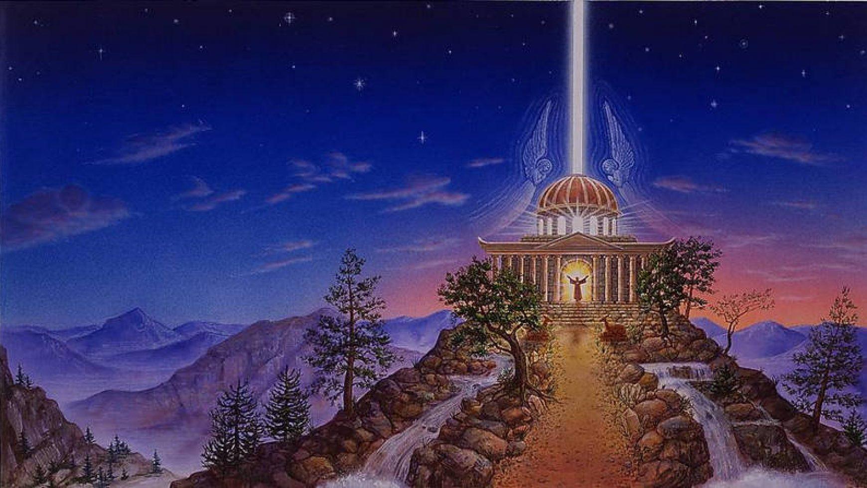 De Witte Tempel 4 | Ons Lichtstelsel als Bronpunt