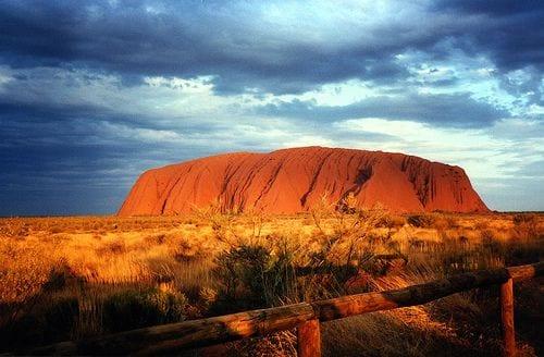 Aardeheling 2: Uluru