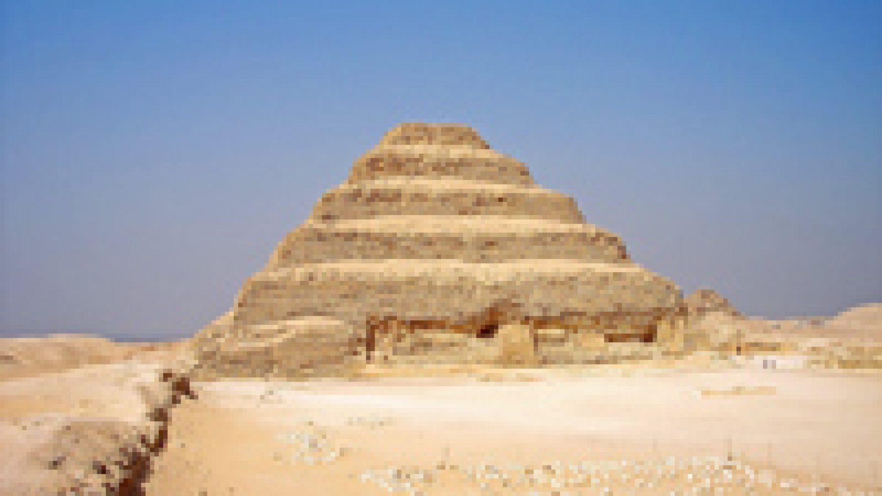 Aardeheling 2: Saqqara