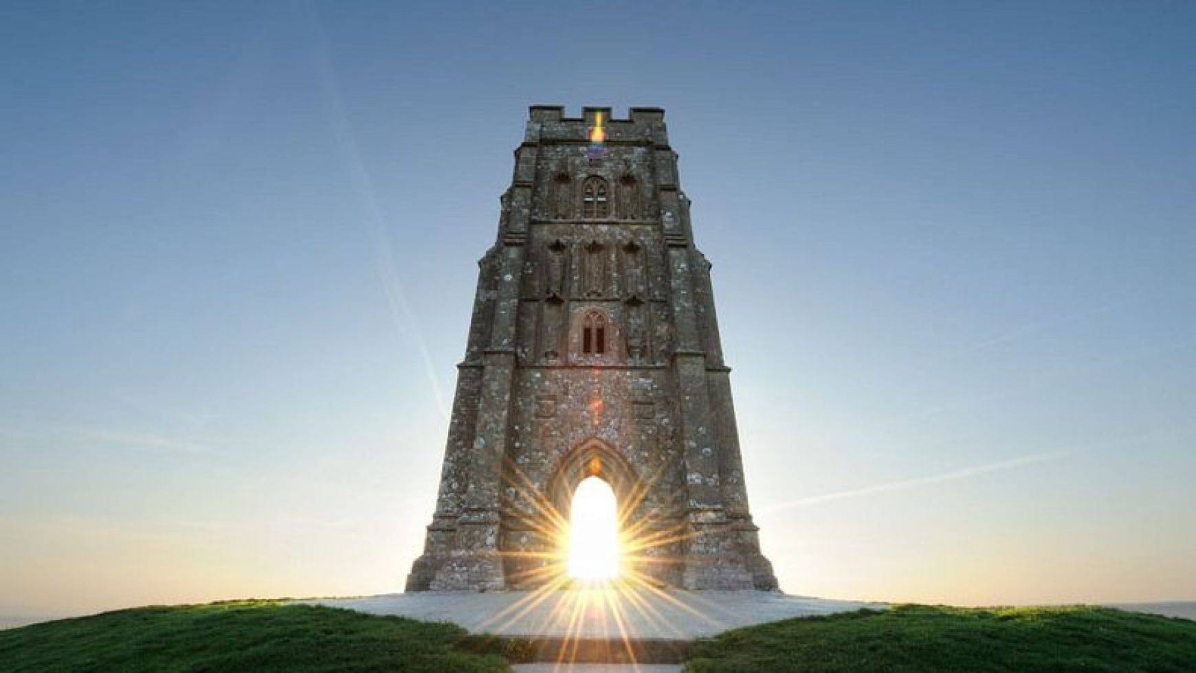 De Tor, Glastonbury, Engeland