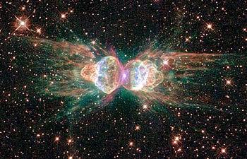 Het verbinden van de aloude sterrenpoorten