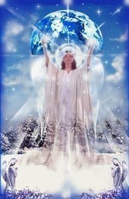 Engelenlicht en Shamballa