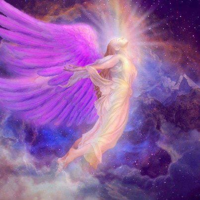De paarse straal van Zadkiel