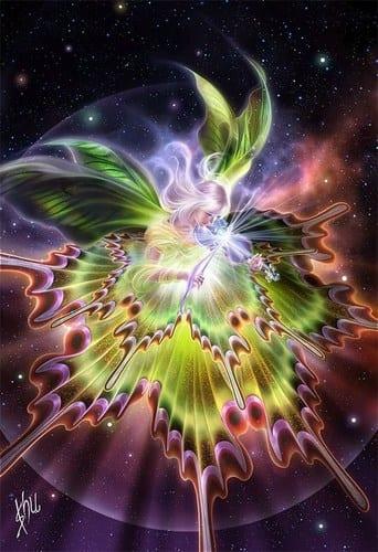 De dansende bloemen van Venus