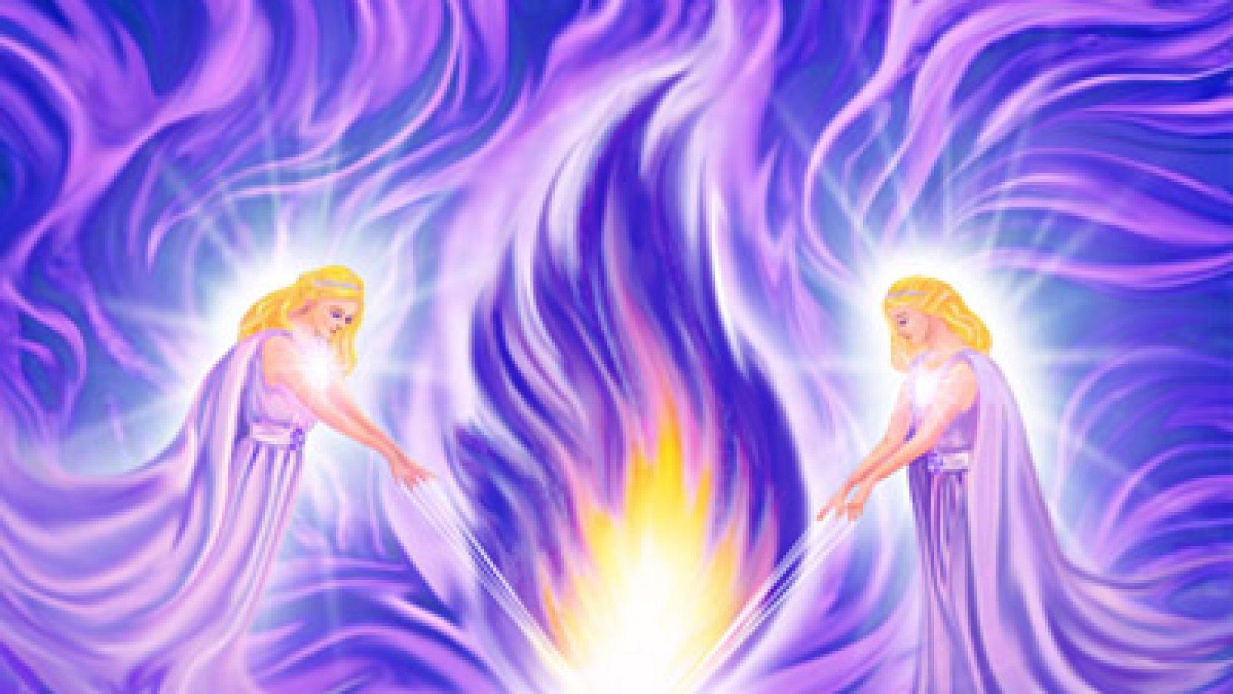 Dansen in het Vuur