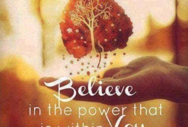 believe in the power1