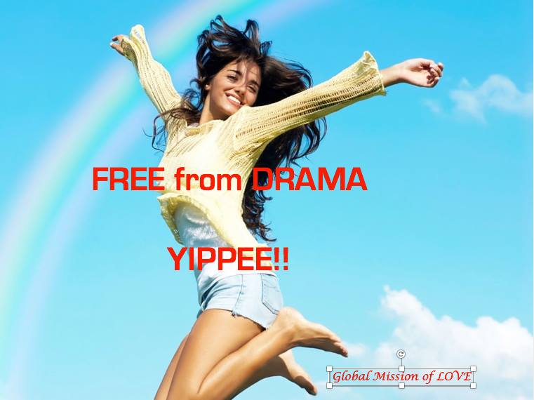 Free from drama.