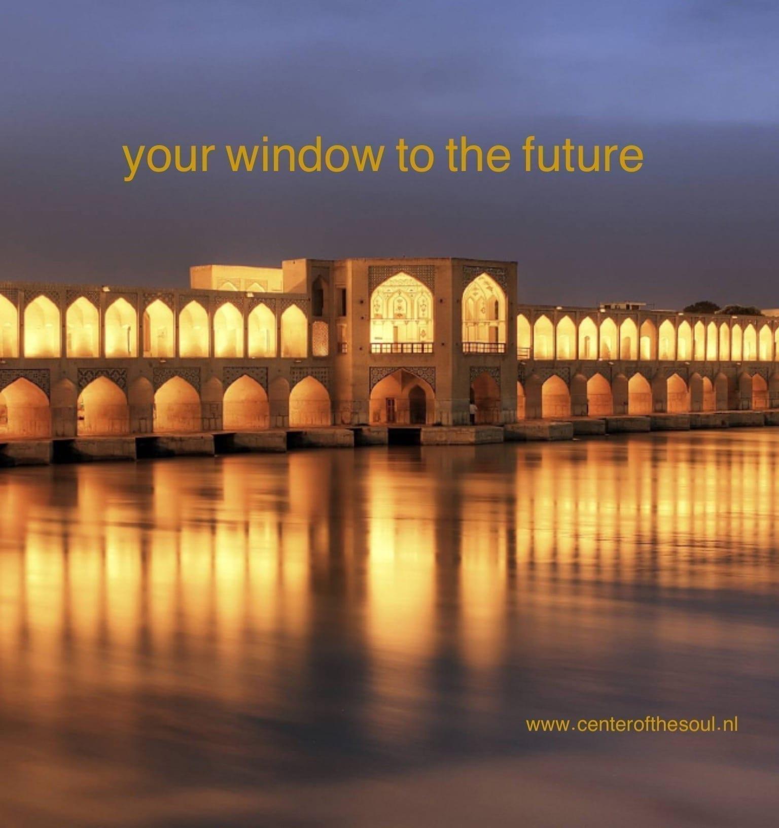 Jouw raam naar de toekomst.