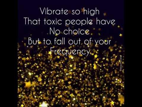 Vibrate high.